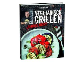 Rumo Barbeque Vegetarisch Grillen von Tom Heinzle, 200 Seiten -