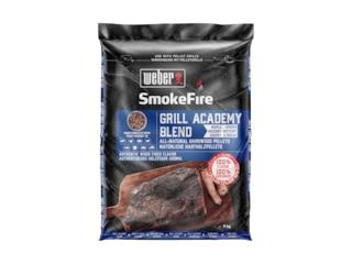 Weber SmokeFire 100% natürliche Holzpellets Grill Academy Blend -