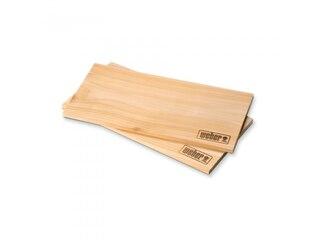 Weber Räucherbretter Zedernholz groß 2 Stück -