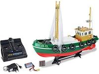 Carson RC-Fischkutter Cux-15 2.4G 100% RTR Ferngesteuertes Boot