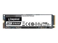 Kingston KC2500 500 GB NVMe PCIe 3.0 x4, M.2 2280 (SKC2500M8/500G)