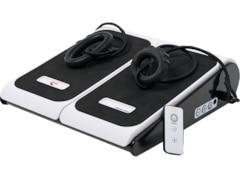 Christopeit Vibro 1000 weiß Vibrationstrainer