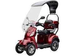 Econelo JD4000 E-Roller rot Blei-Gel 60V 20Ah
