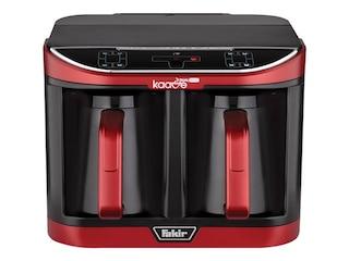 Fakir Kaave DualPro Rouge Seri Mokkakaffeemaschine rouge -