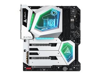 ASRock Z490 Aqua, Intel Z490-Mainboard - Sockel 1200 (90-MXBBW0-A0UAYZ) -