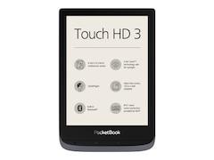 PocketBook Touch HD3 6 Zoll 16GB metallic grey