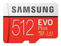 Samsung EVO Plus 512 GB microSDHC 2020 (MB-MC512HA/EU)