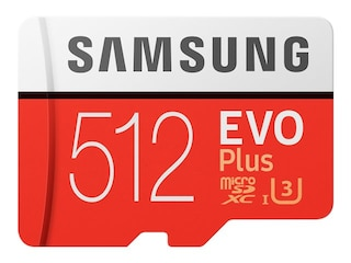 Samsung EVO Plus 512 GB microSDHC 2020 (MB-MC512HA/EU) -