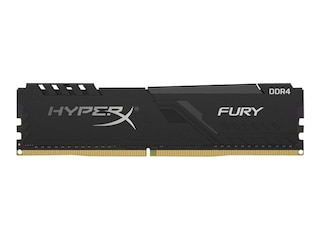 HyperX Fury Black DIMM 64 GB DDR4-3600-Quad-Kit schwarz (HX436C18FB4K4/64) -