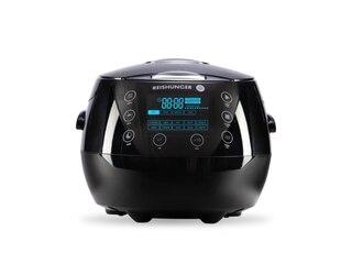 Reishunger Digitaler Reiskocher 1,5l schwarz -