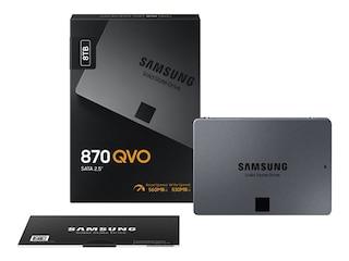 Samsung 870 QVO 8TB (MZ-77Q8T0) -