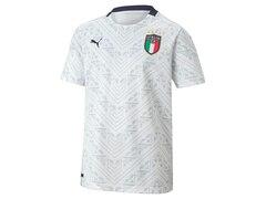 Puma Italien 2020/2021 Kinder Fußball-Trikot Auswärts Größe: 140