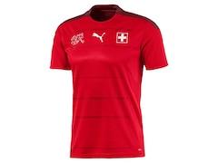 Puma Schweiz 2020/2021 Herren Fußball-Trikot Heim Größe: M
