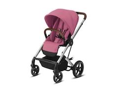 Cybex Kinderwagen Balios S Lux Silver Magnolia Pink