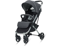 Knorr-Baby X-Easy-Fold Buggy mit Liegefunktion grau