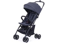 Knorr-Baby Travel-Easy Fold Buggy mit Liegefunktion grau