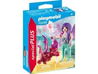 Playmobil Fee mit Drachenbaby (70299) -