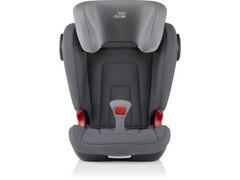 Britax Römer Auto-Kindersitz Kidfix 2 S, Storm Grey, dunkelgrau 15-36 kg