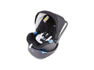 Chicco Babyschale OASYS, Pure Black, schwarz 0-13 kg -