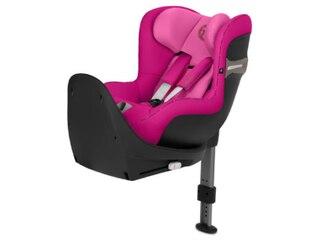 Cybex Auto-Kindersitz Sirona S i-Size, Gold-Line, Fancy Pink 0-18 kg -