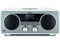TechniSat DIGITRADIO 601, DAB+ Radio Weiß/Silber