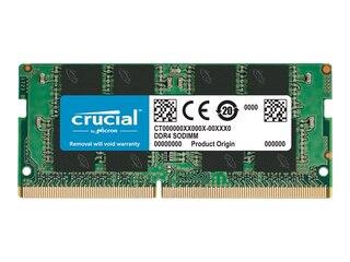 Crucial 8GB DDR4-2666 CL 19 SO-DIMM RAM Notebook Speicher (CT8G4SFRA266) -