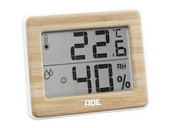 ADE Hygrometer WS 1702 Innenwetterstation (Komfortzonen-Indikator)