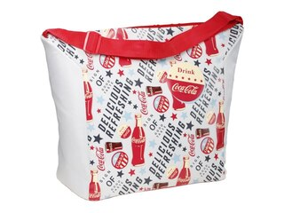 Coca-Cola Fresh 20, weiß/rot -