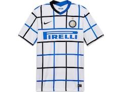 Nike Inter Mailand 2020/2021 Heren Fußball-Trikot Auswärts Größe: L