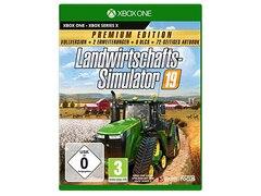 Astragon Landwirtschafts-Simulator 19 - Premium Edition (Xbox One)