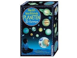 Kosmos Nachtleuchtende Planeten -