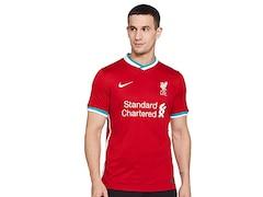 Nike FC Liverpool 2020/2021 Herren Fußball-Trikot Heim Größe: L