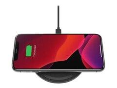 Belkin WIA002vfBK Wireless Charging Pad Schwarz