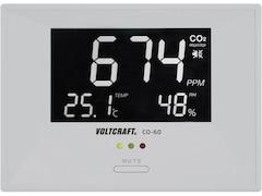 Voltcraft CO-60 Kohlendioxid-Messgerät