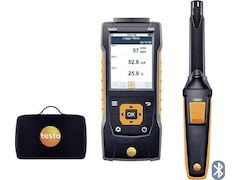 Testo 440 Set CO2 Kohlendioxid-Messgerät 0 - 10000 ppm