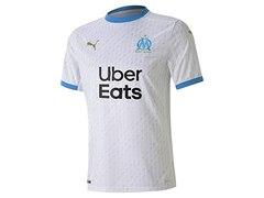 Puma Olympique Marseille 2020/2021 Herren Fußball-Trikot Heim Größe: L