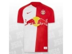 Nike RB Salzburg 2020/2021 Herren Fußball-Trikot Heim Größe: M