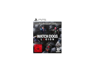 Ubisoft Watch Dogs Legion Ultimate Edition (PS5) -