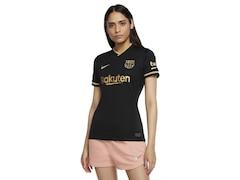 Nike FC Barcelona 2020/2021 Frauen Fußball-Trikot Auswärts Größe: M