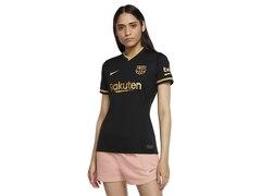 Nike FC Barcelona 2020/2021 Frauen Fußball-Trikot Auswärts Größe: XL