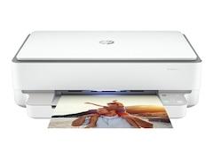 HP ENVY 6030 Grau, Weiß