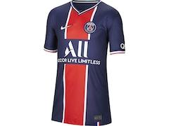 Nike Paris Saint-Germain 2020/2021 Kinder Fußball-Trikot Heim Größe: 122