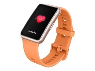 Huawei Watch Fit cantaloupe orange -