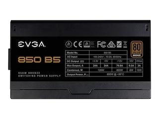 eVGA B5 80+ BRONZE 850W -