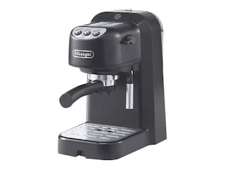 DeLonghi EC251.B Cappuccino Machine, Edelstahl, schwarz -