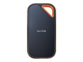 SanDisk Extreme Pro Portable SSD 1 TB V2 - USB-C 3.2 Gen2 (SDSSDE81-1T00-G25) -