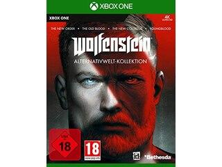 Bethesda Wolfenstein Alternativwelt-Kollektion (Xbox One) -