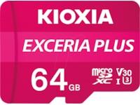 Kioxia microSDXC Exceria Plus Class 10 UHS-1 U3 64GB (LMPL1M064GG2)