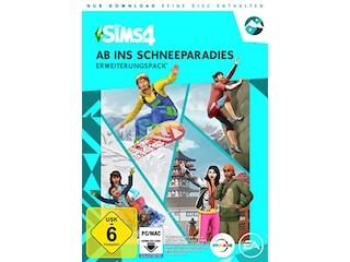 Electronic Arts Die Sims 4: Ab ins Schneeparadies - Erweiterungspack (PC) -