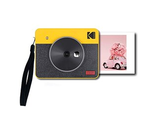 Kodak Mini Shot Combo 3 Retro gelb -